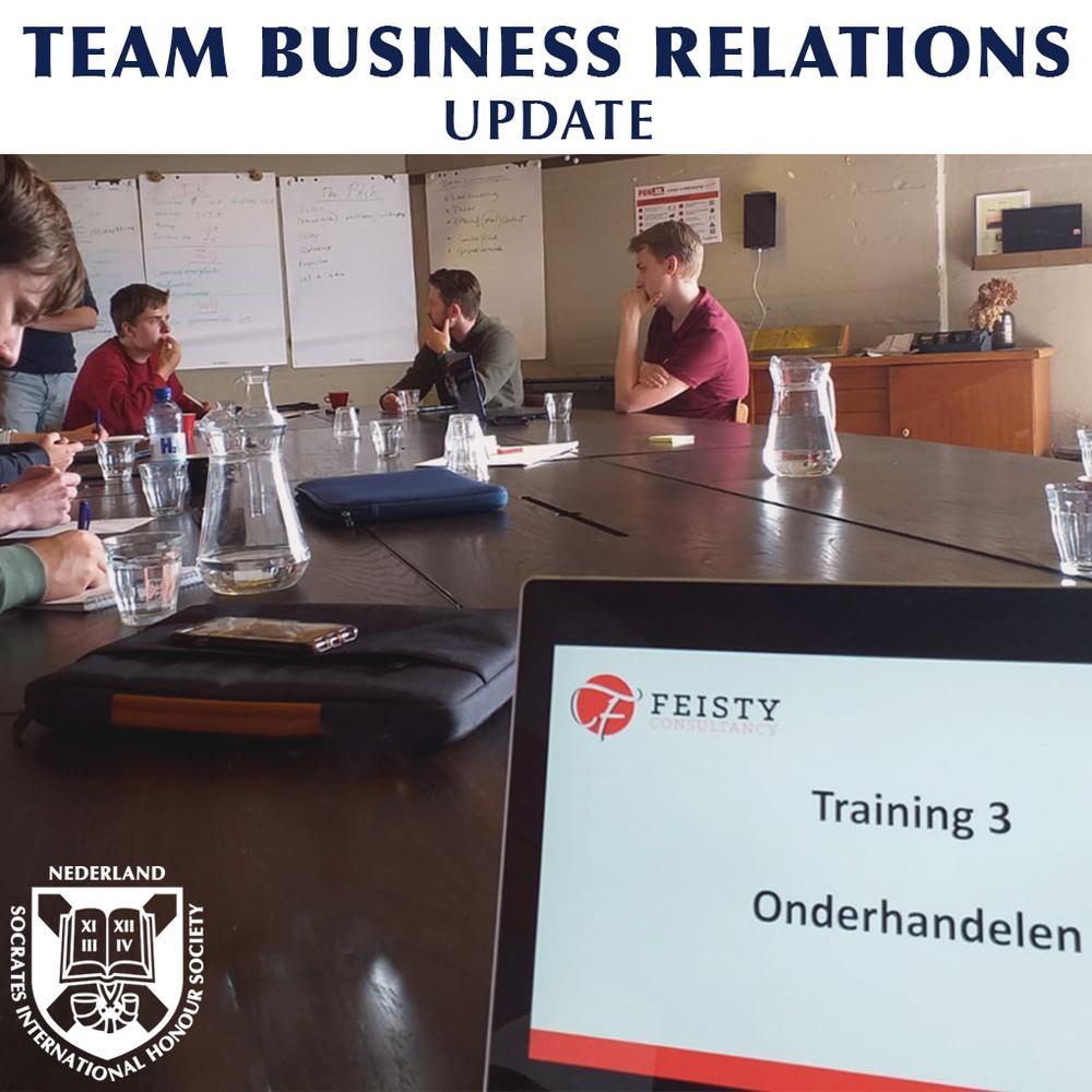 Update Team Business Relations
