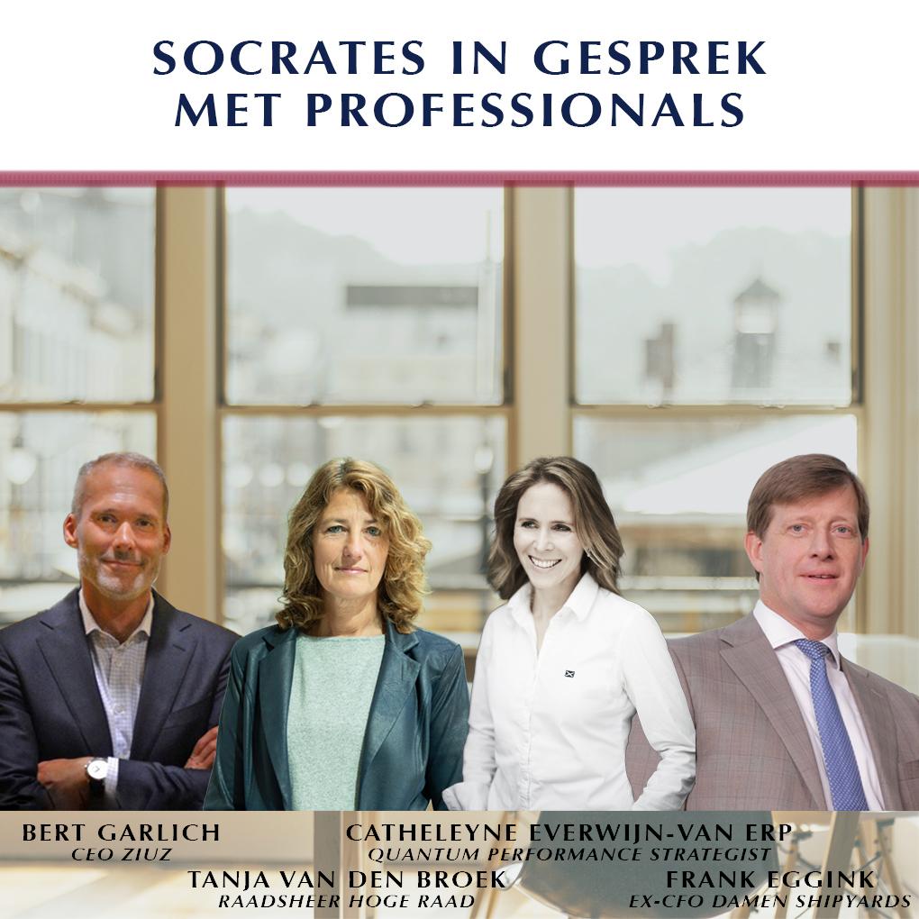 Socratische gesprekken met professionals