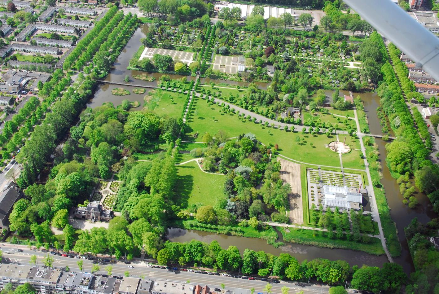 Amsterdam: Sport- en spelavond in park Frankendael