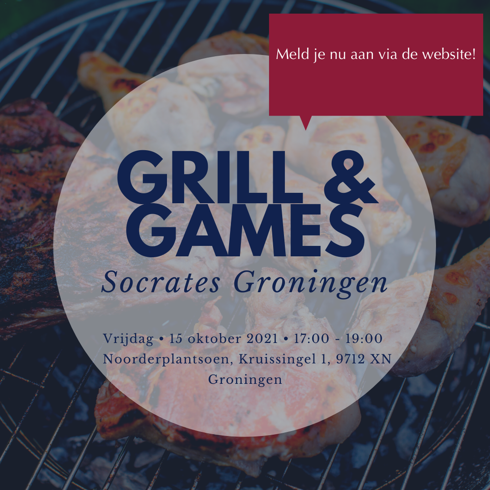 Grill & Games