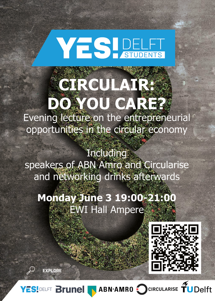 YesDelftStudents: Lecture Circular Economy