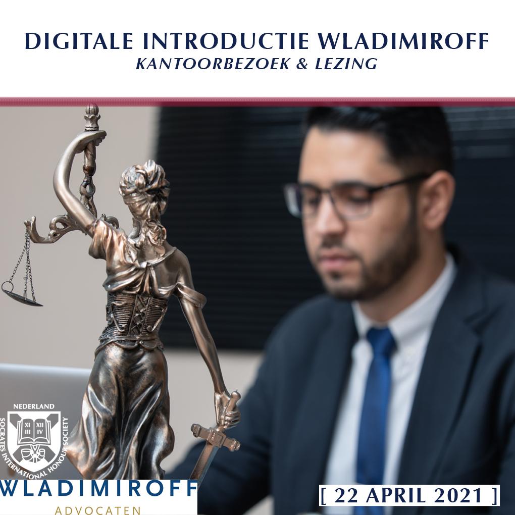 Bezoek aan Wladimiroff Advocaten