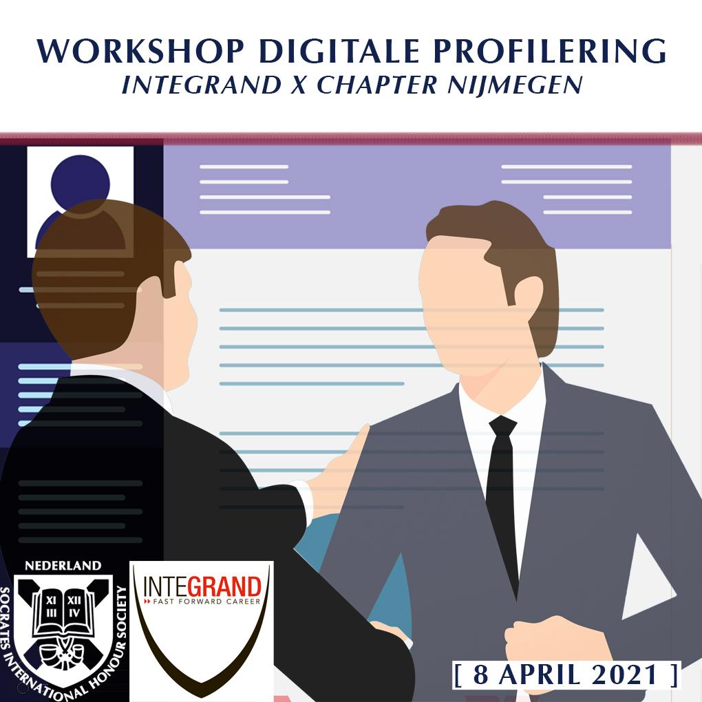 Workshop digitale profilering door Integrand