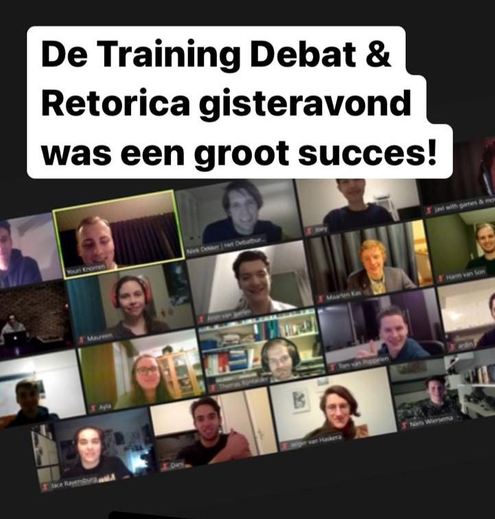 Training Debat & Retorica