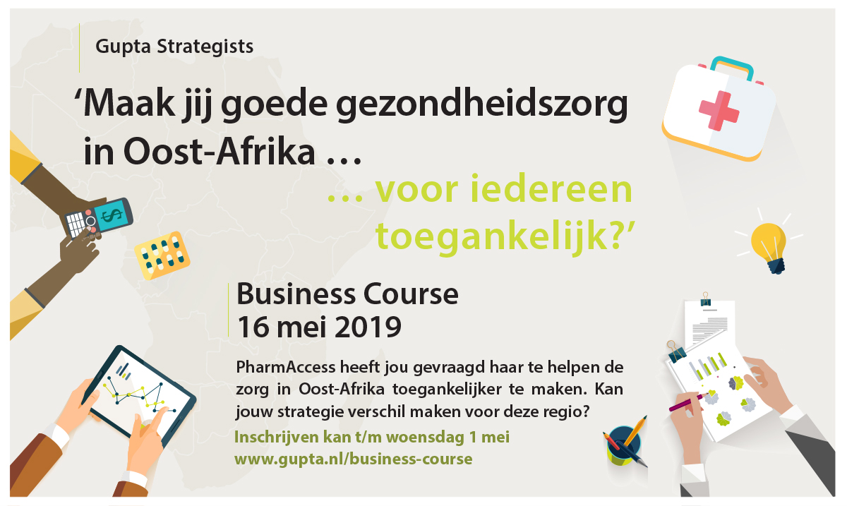 Business course: Gupta Strategists