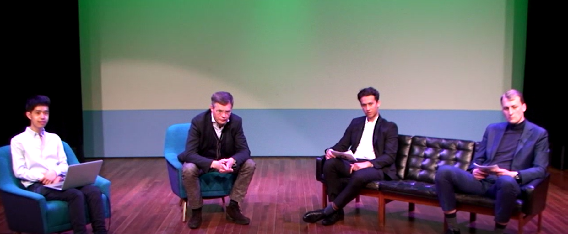 Digitale College Tour met Jan Peter Balkenende