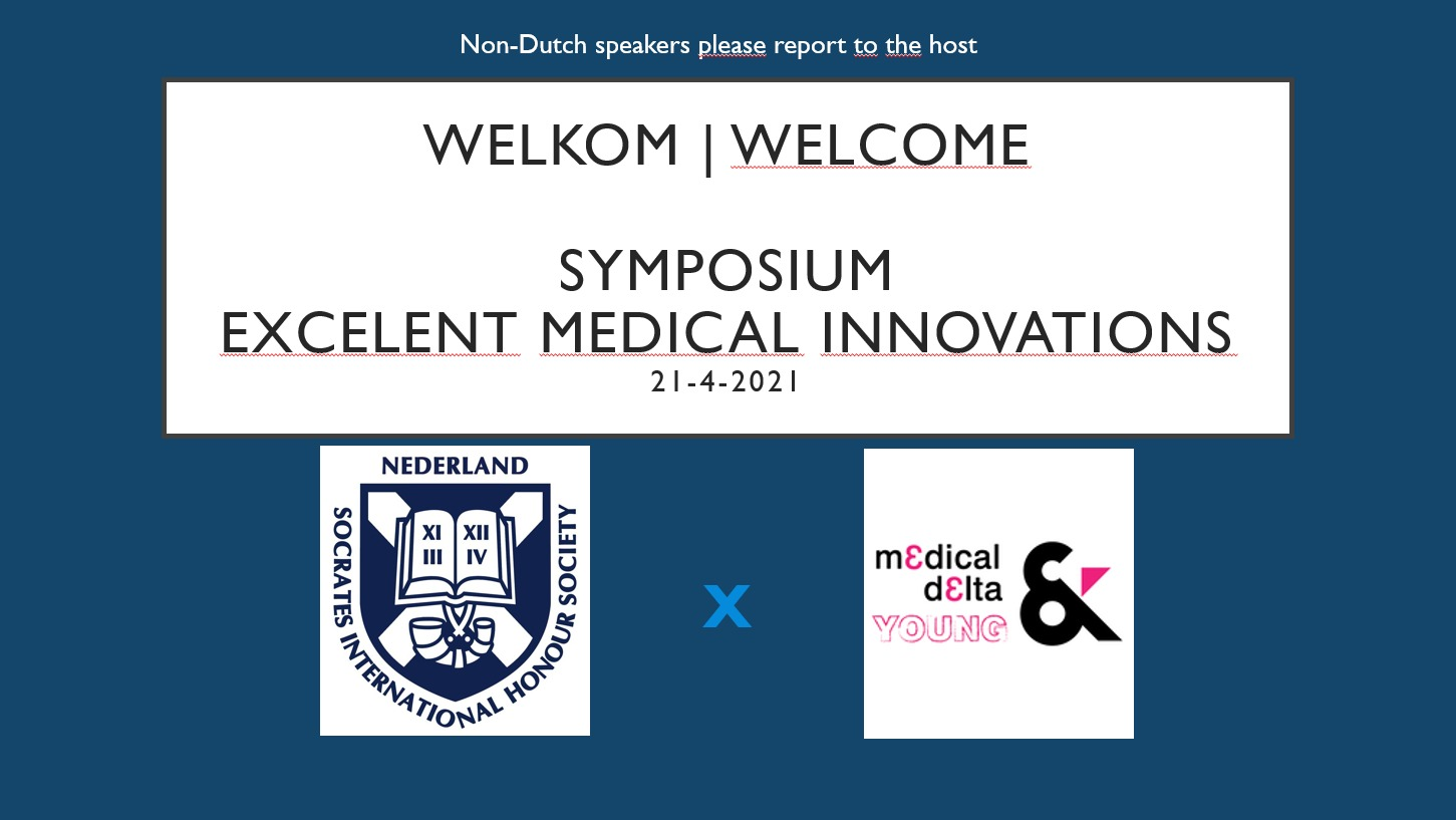 Symposium Excellent Medical Innovations