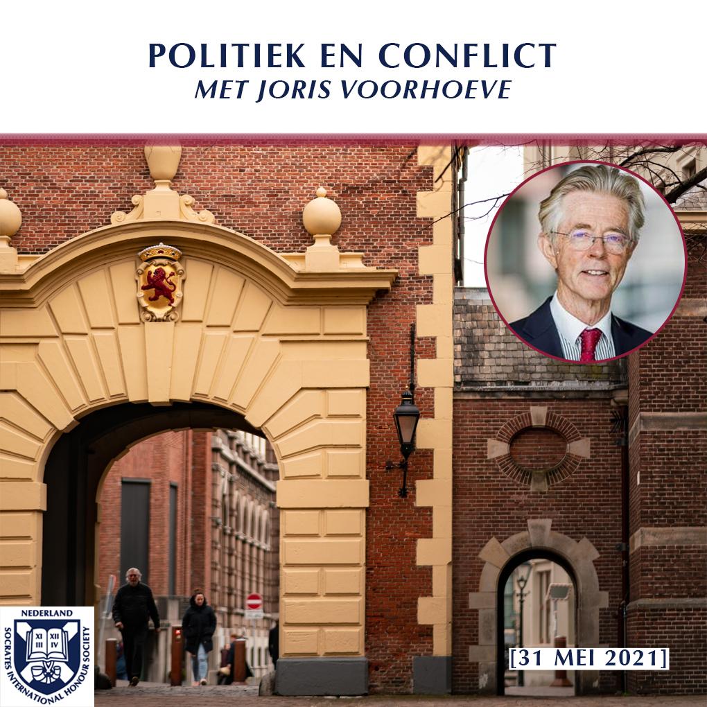 Conflict en Politiek met Joris Voorhoeve