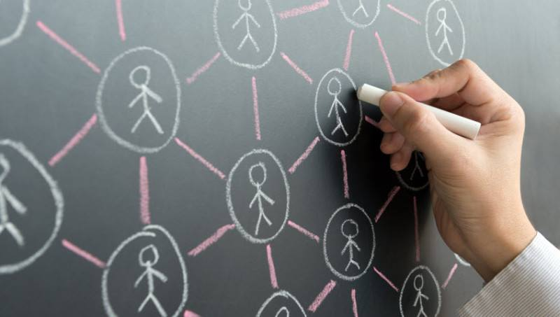 Amsterdam: Netwerkevenement Charles Ruffolo