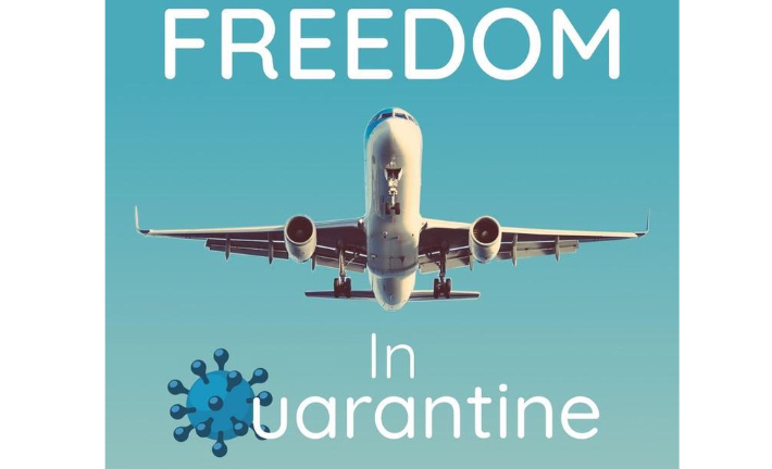 Lezing  Freedom in Quarantine