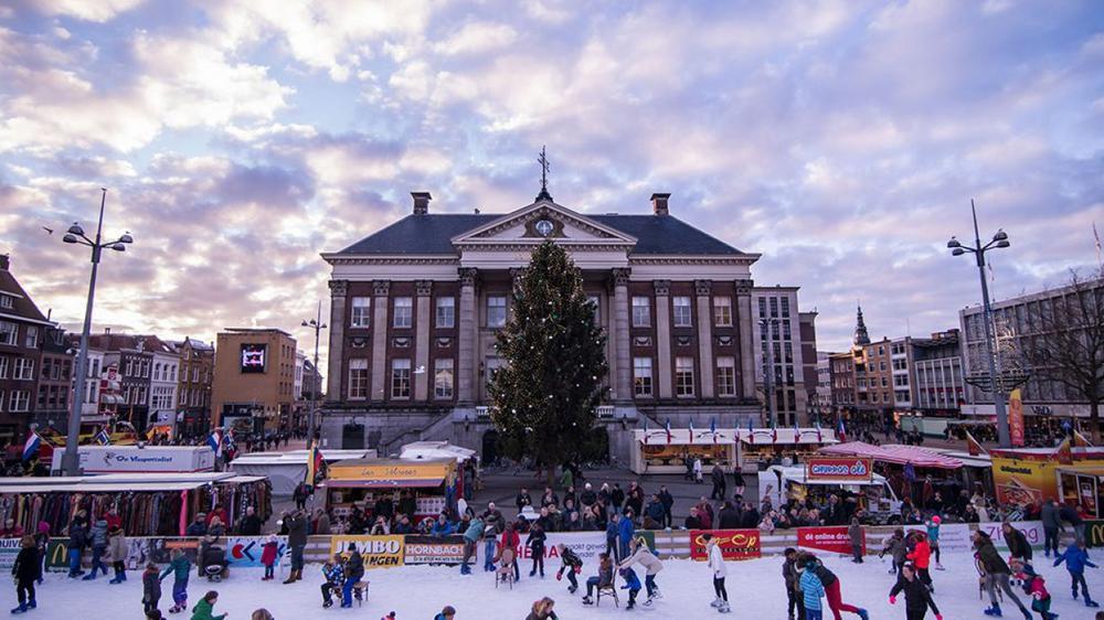 Chapter Groningen: Schaatsen