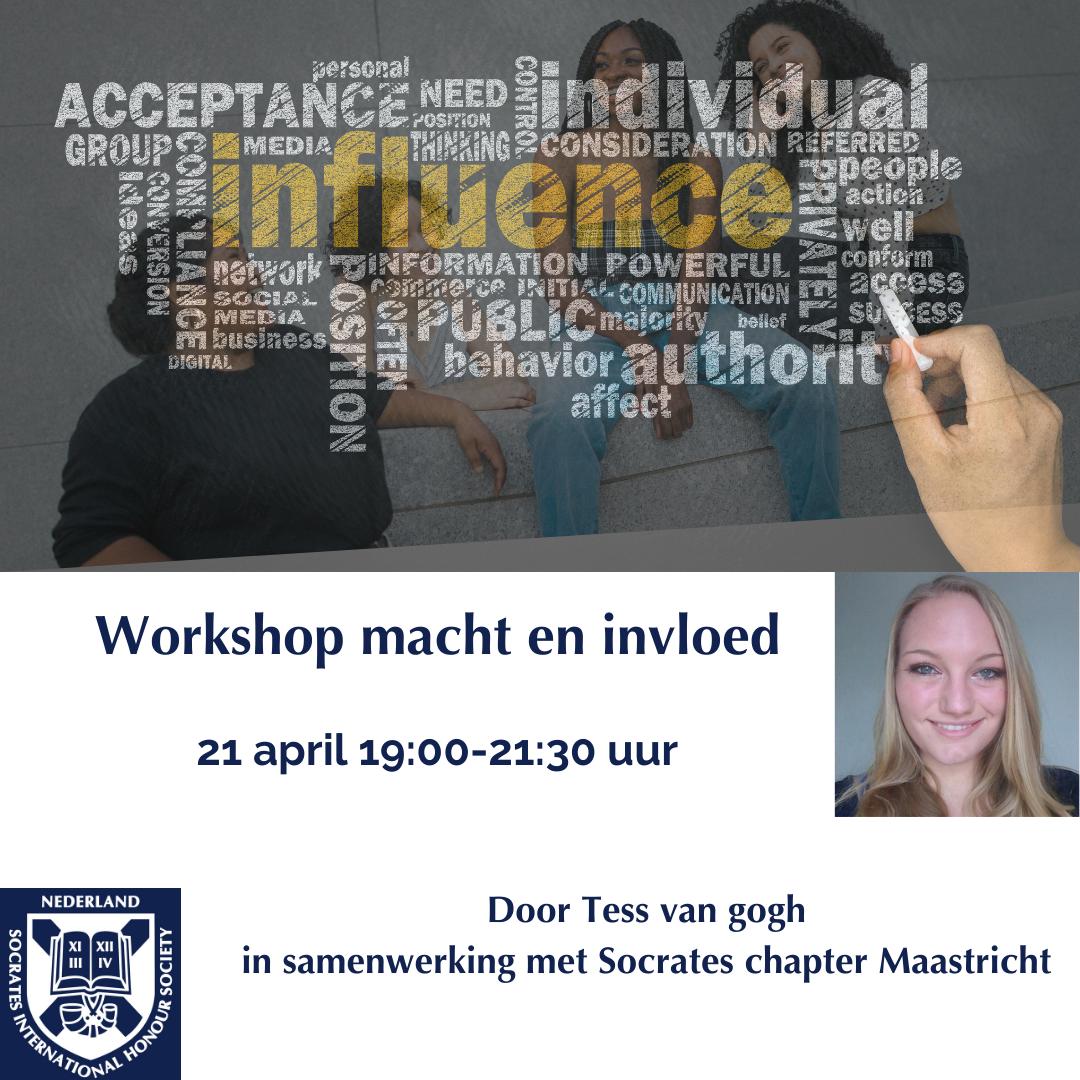 Workshop macht en invloed