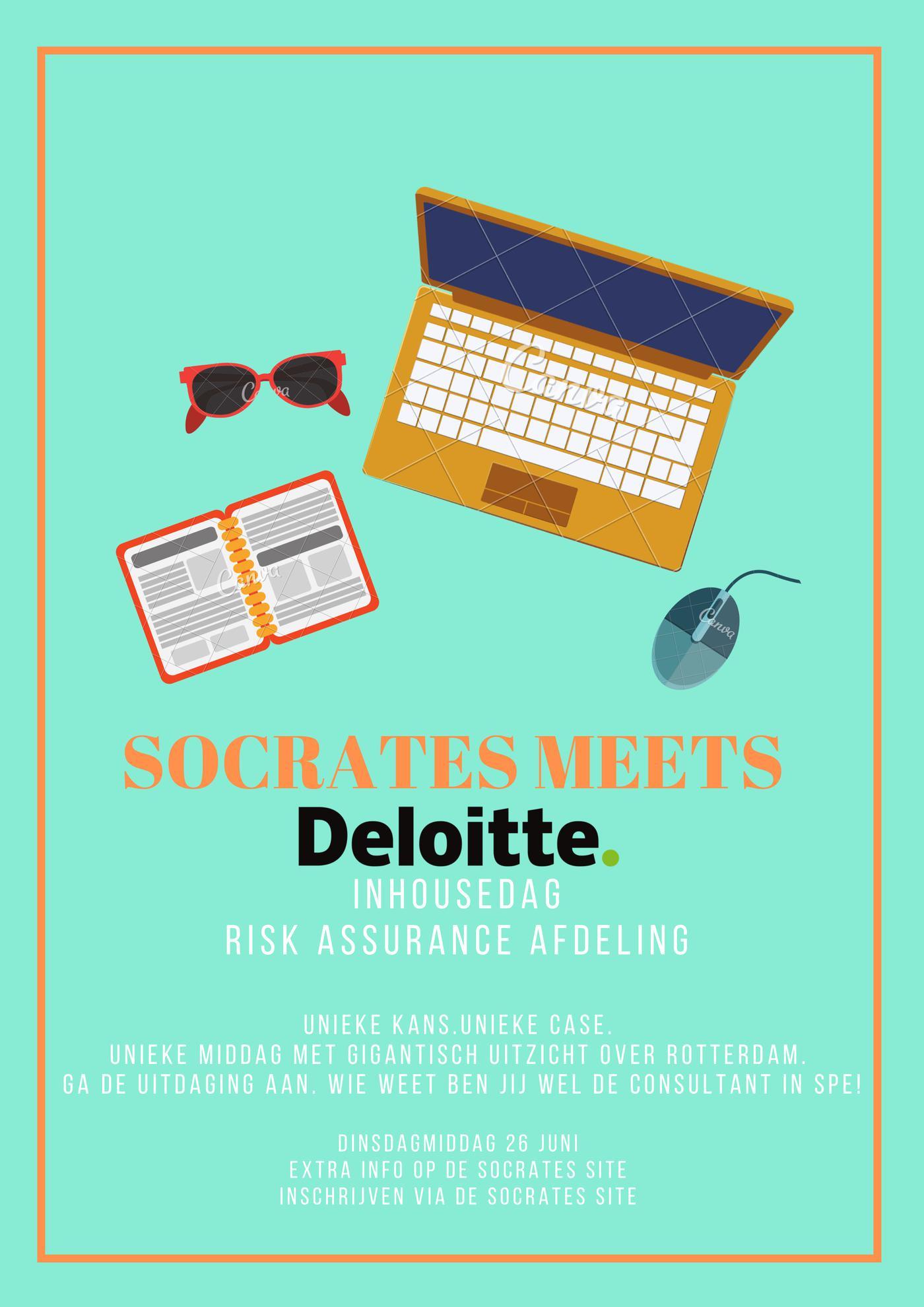 Rotterdam: Inhousedag Deloitte